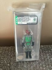 Vintage 1994 Polish Bootleg Star Wars Boba Fett AFA 80 NM (Near Mint)Kenner
