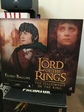 Sideshow Collectibles Lord Of The Rings Figure Frodo MIB