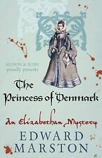 The Princess of Denmark by Edward Marston (Paperback, 2015) New Book