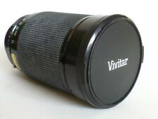 VIVITAR 28-200mm f3.5 Manual Lens with HOYA SKYLIGHT 72mm Filter - Pentax P/K-A