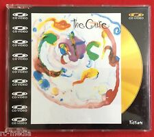 THE CURE -CATCH- Very Rare UK CD Video (CDV) / CD Single 5 Tracks inc Video