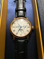 Stauer 27 Jewels Mens Watch New!.