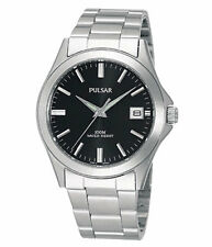 PXH091X1 NEW Pulsar Gents Stainless Steel Bracelet Watch