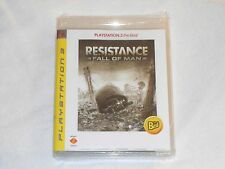 "NEW Resistance: Fall of Man Playstation 3 REGION 3 "" The Best "" Game PS3 R3 Asia"