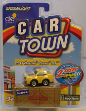 GREENLIGHT COLLECTIBLES CAR TOWN SERIES ISSUE #2 YELLOW 2012 CAMARO ZLI