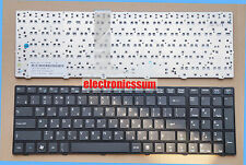 For MSI CX705 CX720 FX603 FX610 FX620 FX620DX A6500 P600 FR600 Russian Keyboard