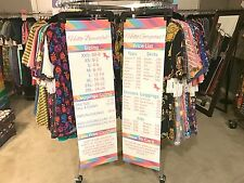 LLR Size Chart And Price List Unicorn Banners Womens Apparel lularoe lula roeing