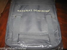 NEW Natural Doctrine Limited Collectors Edition with BAG Sony Playstation 4 PS4