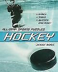All-Star Sports Puzzles: Hockey: Games, Trivia, Quizzes and More! - Acceptable -