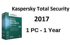 KASPERSKY totale sicurezza 2016 1pc / 1YEAR | download |