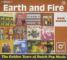 Earth & Fire - The Golden Years Of Dutch Pop Music, Best 48 Tracks 2CD New