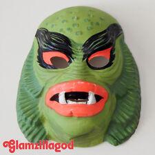 Vintage Ben Cooper Universal Monster Creature From Black Lagoon Halloween Mask