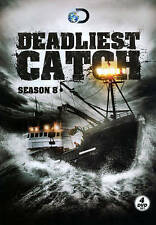 Deadliest Catch: Season 8, New DVDs