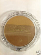 L'Oreal Glam Bronze Pressed Bronzing Powder ( Sunset Horizon ) NEW.