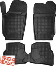 Seat Ibiza 2012-2016 Rubber Car Floor Mats All Weather Alfombras Goma Carmats