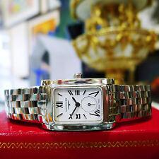 Longines Dolce Vita Stainless Steel Quartz White Dial Women's Watch L5.155.4