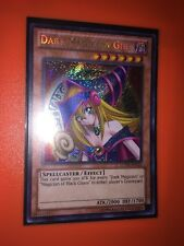 DARK MAGICIAN GIRL SECRET RARE LCYW-EN022 LEGENDARY COLLECTION 3 YUGI'S WORLD