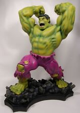 CLASSIC GREEN HULK statue~Bowen Designs~Incredible~Smash~Avengers~Randy~NIB