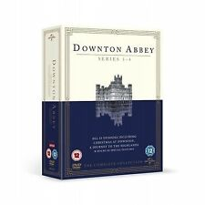 Downton Abbey - Series 1 - 4   DVD Box Set *New*