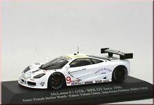 """McLaren F1 GTR """" Franck Muller Watch """" BPR GT Series 1996 #9 - IXO - 1:43 - LE"""