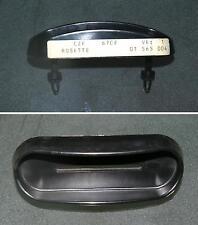 Original Rosette Unterlage escutcheon Kunststoff schwarz CZK6708