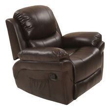 Massage Sofa Recliner Chair Rocking Lounge Heated Swivel Ergonomic w/Control