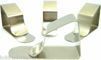 Drawing Board Clips Pins Table Holder Steel Table Cloth Clips Made in England
