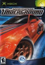 Need for Speed: Underground - Original Xbox Game