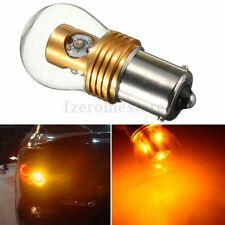 Amber Yellow 1156 LED Turn Signal Bulb 20W  High Power Tail Light HOT