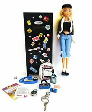 Il mio scena BARBIE BAMBOLA -- KENNEDY -- segreti Locker e accessori