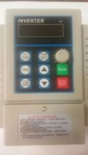 New AT VARIABLE FREQUENCY DRIVE INVERTER converter VFD 220V 3PH AC 0.75KW 1HP