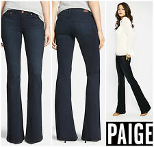 PAIGE DENIM * SKYLINE  * BOOTCUT  PETITE  JEANS  * KEELEY *  Sz 27  NEW  $ 199