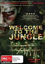 Welcome to the Jungle (DVD, 2008)