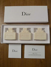 VALENTINES GIFT Dior Exclusive VIP Designer Soap Gift Set/ Miss /Christian Dior