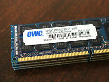 OWC 64GB 4x16GB 1866MHz DDR3 Memory for Late 2013 Apple Mac Pro OWC1866D3MPE16G