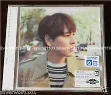 New SUPER JUNIOR-KYUHYUN Celebration Kimi ni Kakeru Hashi CD+Sumapura+Card Japan