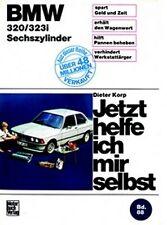 WERKSTATTHANDBUCH JETZT HELFE ICH MIR SELBST 88 BMW 320 323i SECHSZYLINDER
