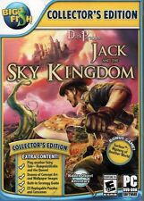 Dark Parables JACK AND THE SKY KINGDOM Hidden Object PC Game NEW + BONUS! NEW!!!