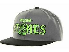 New Licensed Volcom STONES Player Snapback Hat TOO COOL! _______B46