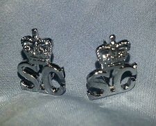Ex Police Special Constable Epaulette Badges
