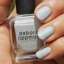 NEW! Deborah Lippmann PRETTY VACANT Polish Lacquer - full size Punk Rock Grey