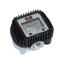 "Piusi K400 1/2"" Oil and Diesel Fuel Flow Meter"