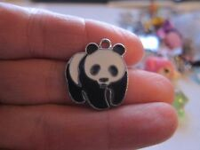 panda MINI CELL PHONE CHARM KAWAII CUTE