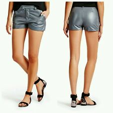 ♡♡ $198 Guess by Marciano Parisa Leather Shorts ♡♡