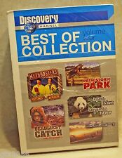 Discovery Channel: Best of Collection, Volume 4 DVD New