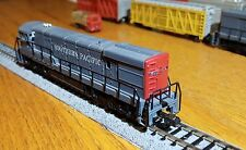 Trix N Scale Diesel Locomotive Southern Pacific Bloody Nose Line # 7924