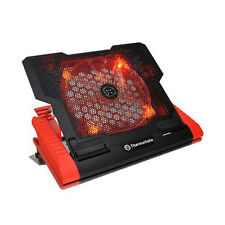 Thermaltake Massive23 GT Black Notebook Cooler red LED Notebookkühler USB HUB