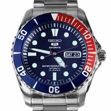 Seiko 5 SNZF15K1 SNZF15 Sports Automatic Mens Diving Watch