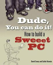 Dude, You Can Do It! How to Build a Sweeet PC