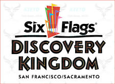 up$133 OFF SIX FLAGS DISCOVERY KINGDOM TICKETS $31.99 DISCOUNT PROMO DEAL